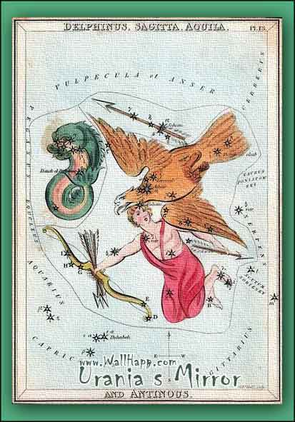 Aquila (constellation), Urania's Mirror
